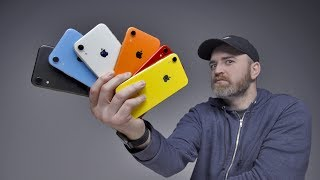 Unboxing Every iPhone XR