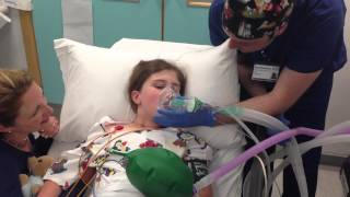 getlinkyoutube.com-My General Anaesthetic: What's Going To Happen? Sarah's Journey