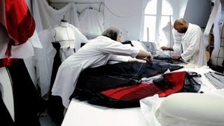 getlinkyoutube.com-Christian Dior Haute Couture Spring/Summer 2011 | Making Of | HD