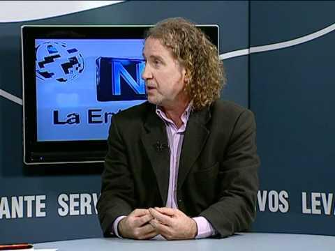 Entrevista a Roberto Luna en Levante TV