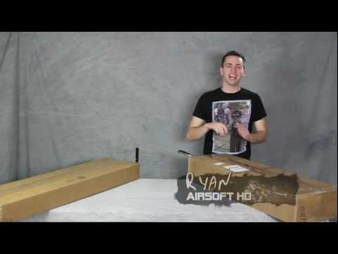 Airsoft HD - Evike BOA & ASGI Battlestar V12 Mysterybox Unboxing