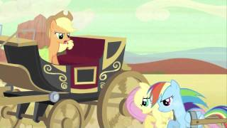 getlinkyoutube.com-Catching Applejack - My Little Pony: Friendship is Magic Japanese Fandub