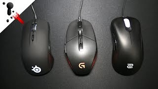 getlinkyoutube.com-SS Rival 100 VS Logitech G303 VS Zowie EC2-A Comparison Review