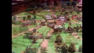 getlinkyoutube.com-The Battle of Gettysburg Wargame DBACW