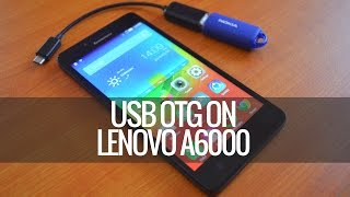 getlinkyoutube.com-USB OTG Check on Lenovo A6000