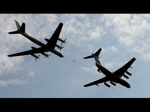 Rusia dice que sus aviones militares patrullarán el Golfo de México y el Caribe - 15POST