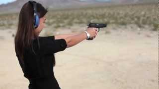 getlinkyoutube.com-Shooting CZ 75 Kadet and H&K MP5-A5
