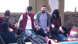 getlinkyoutube.com-ميدلي غنائي يجمع الطلاب في غرفة الجلوس - ستار اكاديمي 11 - 24/01/2016