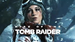 getlinkyoutube.com-Rise of the Tomb Raider All Cutscenes (Game Movie) Full Story 1080p HD