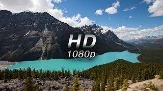 "getlinkyoutube.com-""Mountains of Majesty"" (w Music) 1 HR  Nature Relaxation™ Banff & Alberta  1080p"