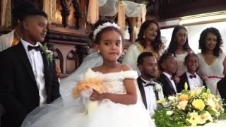 getlinkyoutube.com-Ethiopian Wedding in London 2016 - Jerusalem and Yoseph Wedding Highlights