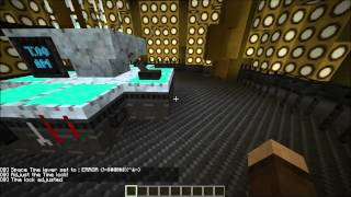 getlinkyoutube.com-Fully Working Minecraft Tardis
