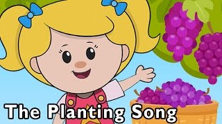getlinkyoutube.com-Green Garden Adventure | The Planting Song and More | Baby Songs from Mother Goose Club!