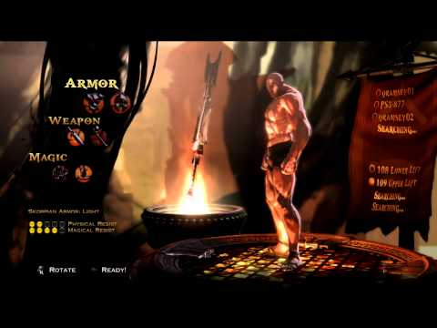 God of War Ascension - Combat Trailer gameplay 1080p gamescom 2012 God of War Ascension gow 4