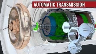 getlinkyoutube.com-Automatic Transmission, How it works ?