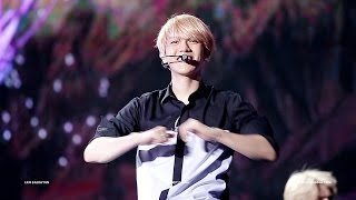 getlinkyoutube.com-150912 The EXO'luXion in Chongqing - 나비소녀 (백현 focus)