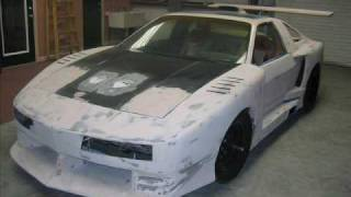 getlinkyoutube.com-Meadowsa sculpted foam design How to build Kit Car Psychopups Meadows