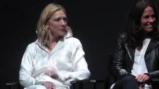 getlinkyoutube.com-Cate Blanchett, Rooney Mara, Todd Haynes - Carol - NYFF 10/10/15   q&a vid 1