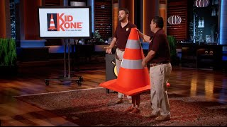 getlinkyoutube.com-Jimmy Kimmel Pitches Kid Kone - Shark Tank
