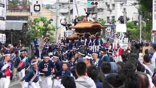 getlinkyoutube.com-平成27年(2015) 信太連合だんじり祭 後宮 午後の曳行