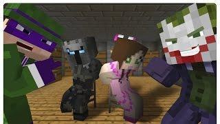 getlinkyoutube.com-Batman and Robin Rescue PopularMMOs and Jen! (Minecraft Roleplay)