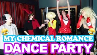 getlinkyoutube.com-My Chemical Romance *DANCE PARTY* with My Digital Escape