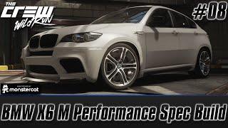 getlinkyoutube.com-The Crew Wild Run: BMW X6 M Performance Spec Build (Customization + Test Drive) [Episode #08]