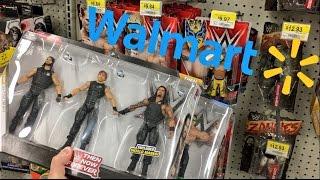 getlinkyoutube.com-STEALING NEW WWE 3PKS FROM WALMART! WWE ELITE 2PKS AT TARGET! INSANE WWE TOY SHOPPING!