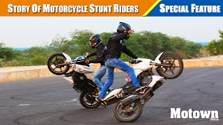 The True story of two Indian motorcycle stunt riders | Motown India