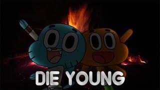 getlinkyoutube.com-Gumball - Die Young