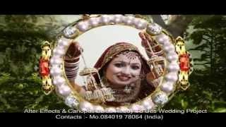 getlinkyoutube.com-After Effects Wedding Title Song Deewana Kar Raha Hai