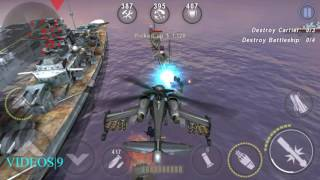 GUNSHIP BATTLE : Fleet Attack - HELL KNIGHT AH - 88