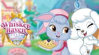 getlinkyoutube.com-Palace Pets in Whisker Haven - Belle's Pet Petite (New Disney Palace Pets 2 Game for Kids)