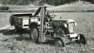getlinkyoutube.com-Lindner Traktoren Geschichte