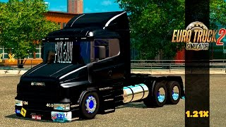 getlinkyoutube.com-Euro Truck Simulator 2-Mod-Scania 124 Edit