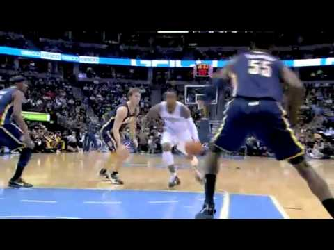 Basketball: Between legs Crossover