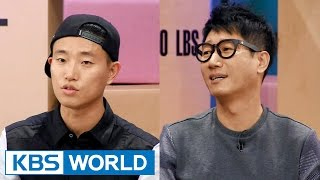 getlinkyoutube.com-Happy Together - Jee seokjin and Gary Special (2015.10.22)