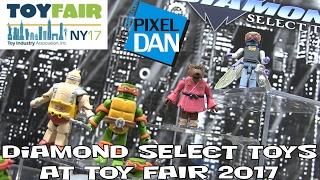getlinkyoutube.com-Diamond Select Toys Product Walkthrough at New York Toy Fair 2017