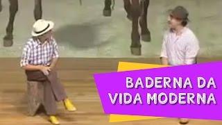 getlinkyoutube.com-BADERNA DA VIDA MODERNA(Quadro dos compadres) -  Nilton Pinto e Tom Carvalho - A Dupla do Riso
