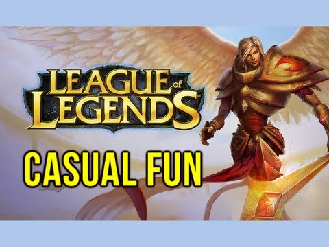 League of Legends - Casual Fun - Live Commentary