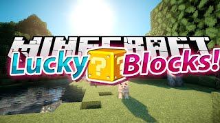 getlinkyoutube.com-Minecraft: Lucky Blocks PVP - SAND - iRaphahell vs xSlayder !