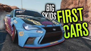 Need for Speed Payback Let's Play | FIRST CARS & SICK SKIDS | Episode 2