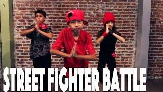 getlinkyoutube.com-STREET FIGHTER Dance Battle   Directed by @MattSteffanina -- Epic Dance Battles (Hip Hop)