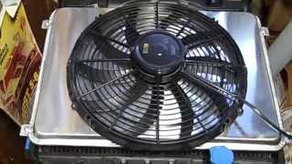 Nickel and Dime Part 10:  Maradyne Fan and Custom Fan Shroud