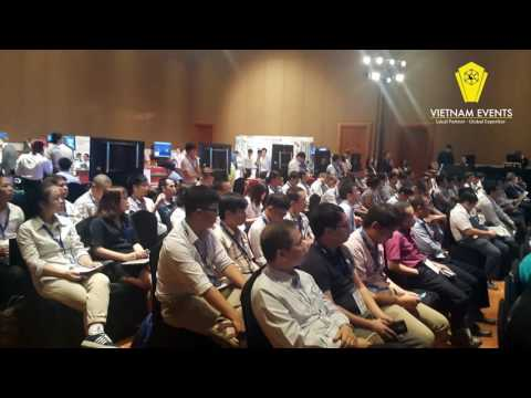 Intel IoT conference 2016 by VietnamEvents