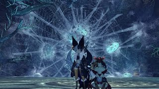 getlinkyoutube.com-Blade and Soul - Spiders Nest - Summoner (solo)