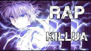 RAP DE KILLUA 2017 | HUNTER X HUNTER | Doblecero