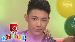 ASAP Chillout: Darren, Sue and Alora reenact their photos