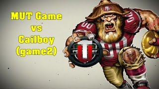 Game 2 vs Cailboy (Game after loss)
