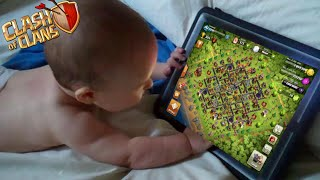 getlinkyoutube.com-5 Types of Clash of Clans Players